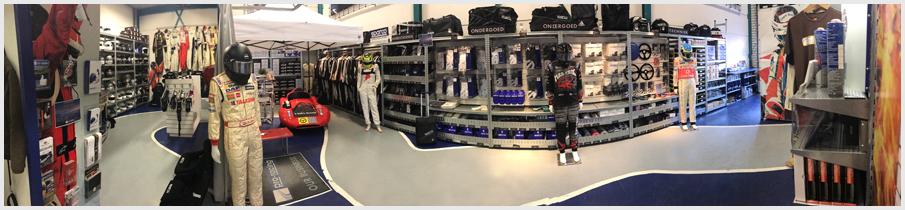 Pro-Racing Showroom