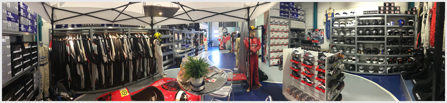 Pro-Racing Showroom